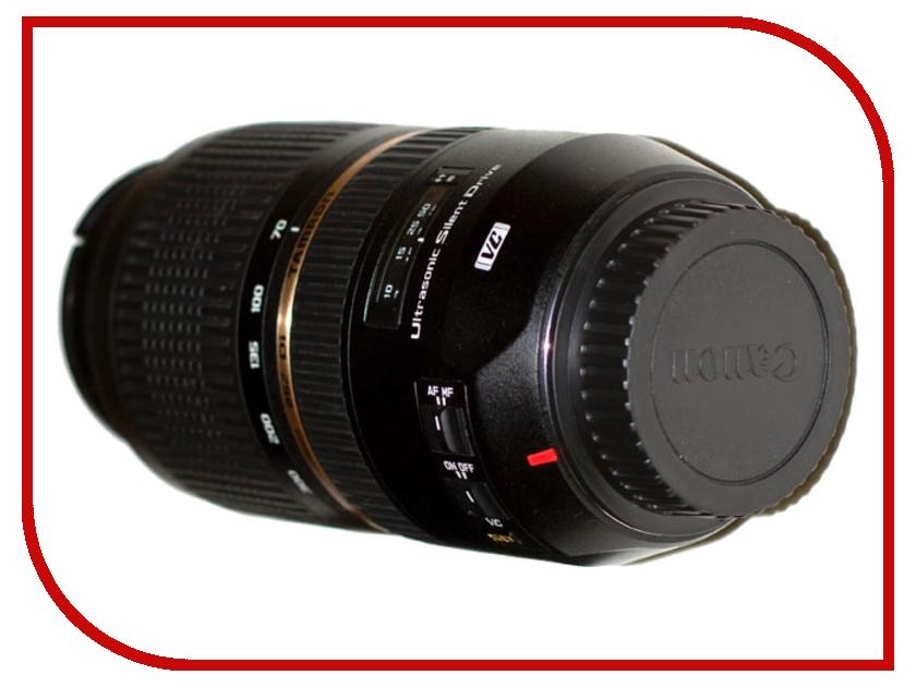 Объектив Tamron SP AF 70-300mm f/4.0-5.6 Di VC USD Canon EF объектив tamron sony minolta sp af 24 70 mm f 2 8 di usd