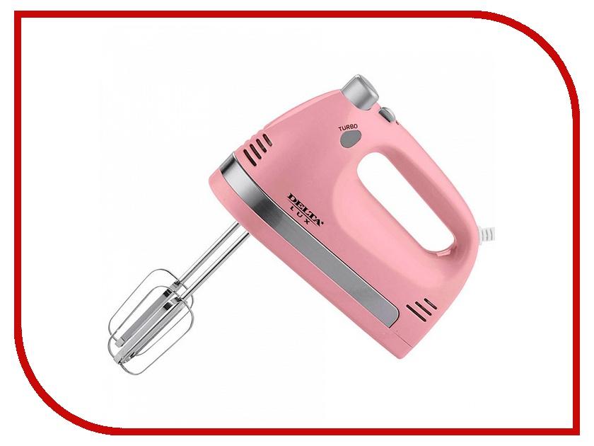 Миксер Delta Lux DL-5038 Pink<br>
