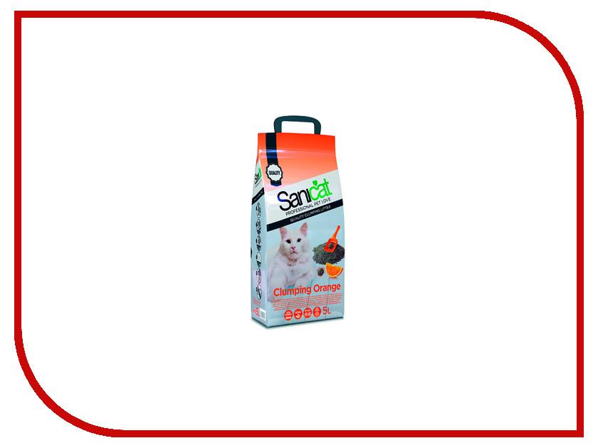 Наполнитель Sanicat Orange 5L 170.003
