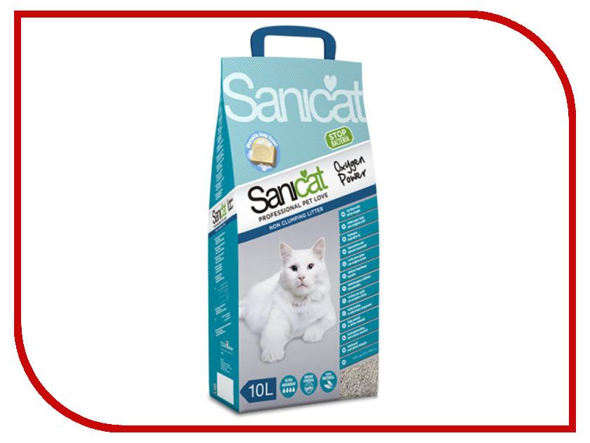 Наполнитель Sanicat Oxygen Power 10L 170.105