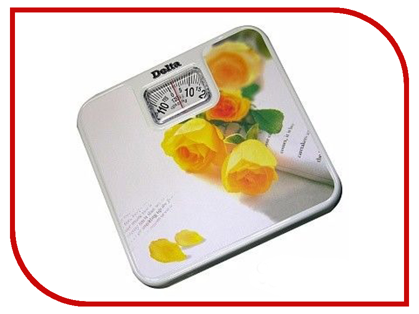 Весы Delta D-9011-H12 Yellow Roses