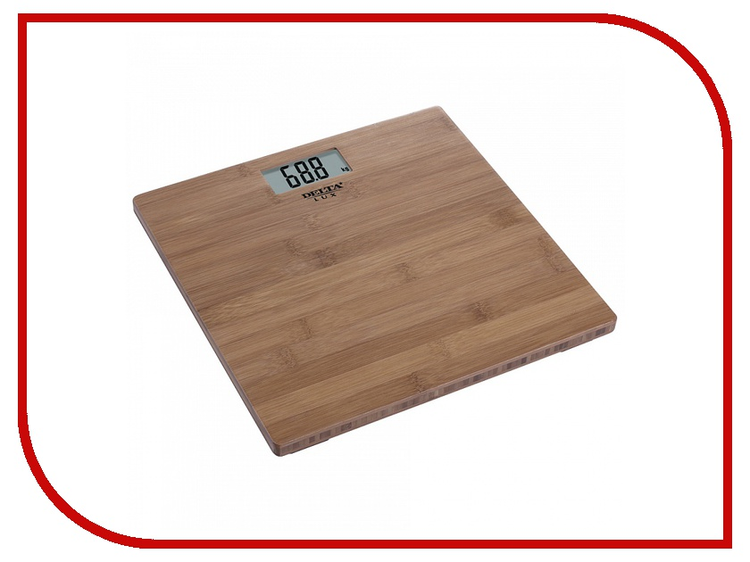 Весы Delta LUX D3100-Z002 Bamboo
