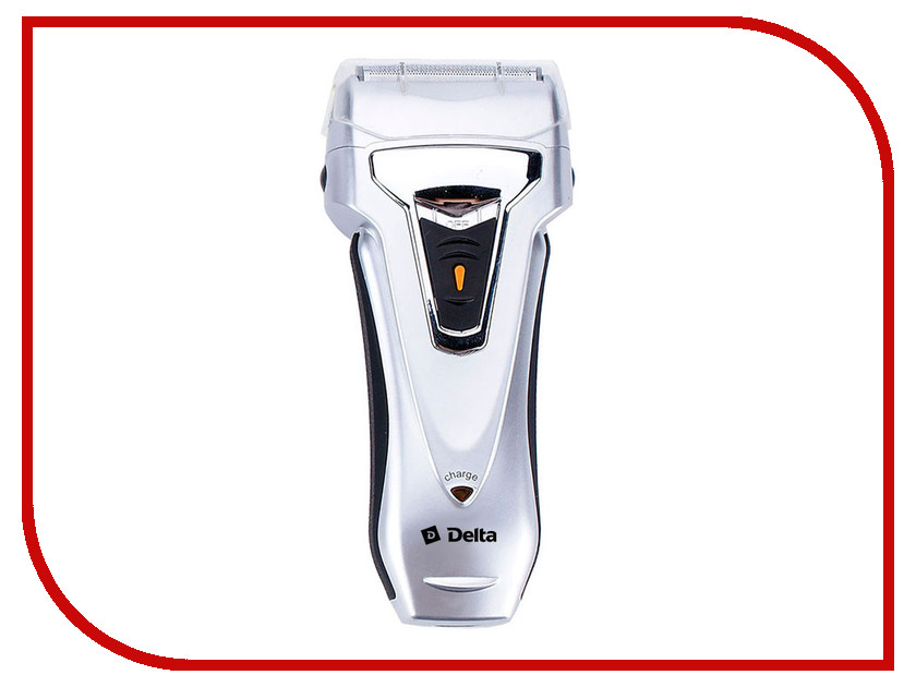 Электробритва Delta DL-0717 Silver-Black