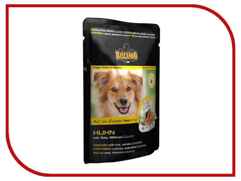 Корм BelcandO Курица с рисом,морковью и цуккини 125g для собак 43349 / 1638
