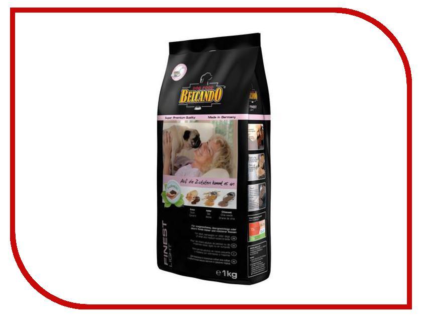 Корм BelcandO Файнест Лайт 1kg для собак 26078 / 3706 сикварц файнест в москве