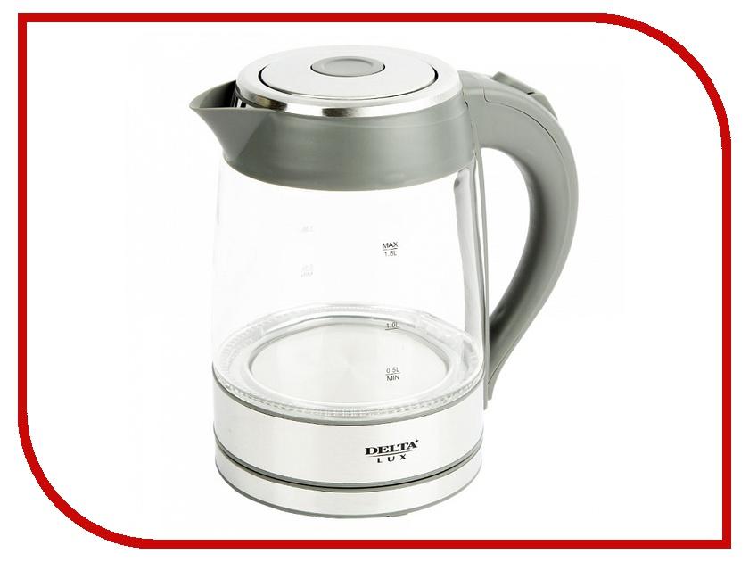 Чайник Delta Lux DL-1009 стайлер delta lux dl 0626 brown