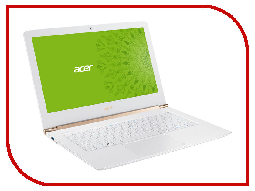 Ноутбук Acer Aspire S5-371-54UD NX.GCJER.006 Intel Core i5-6200U 2.3 GHz/8192Mb/256Gb SSD/No ODD/Intel HD Graphics/Wi-Fi/Bluetooth/Cam/13.3/1920x1080/Linux<br>