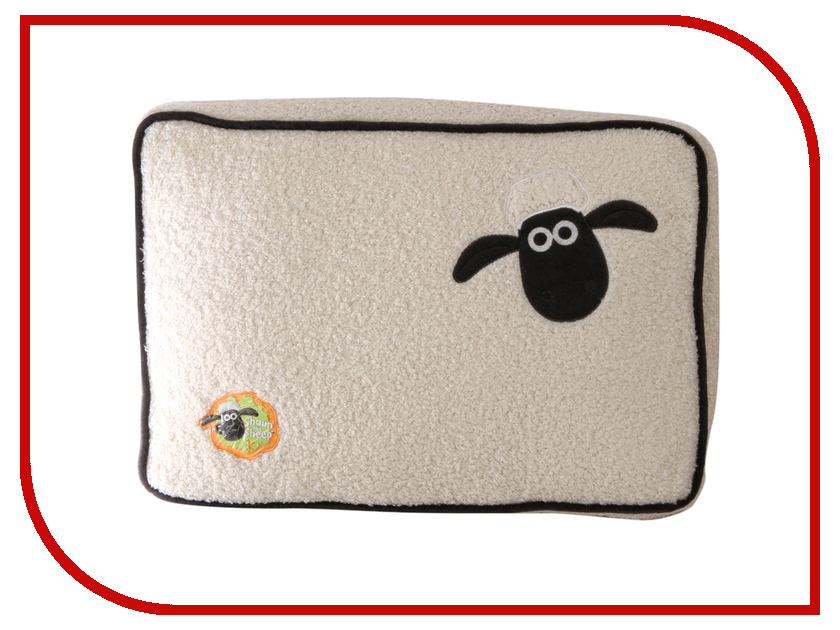 Место для отдыха Трикси Shaun The Sheep 60х40см Cream дверца для кошки трикси grey 38642