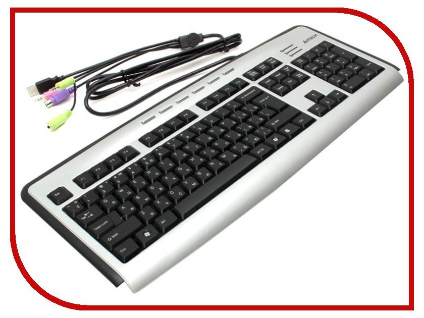 Клавиатура A4Tech KLS-23MU PS2