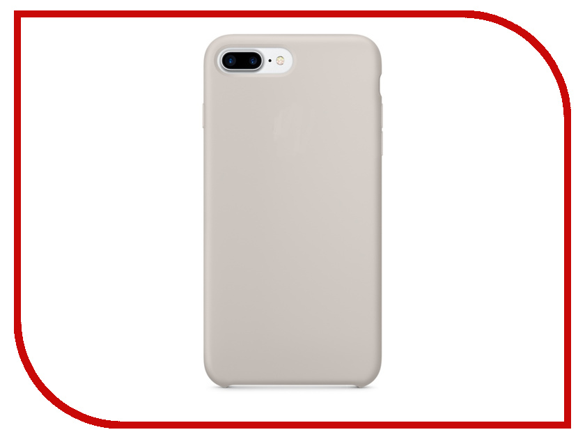 Аксессуар Чехол APPLE iPhone 7 Plus Silicone Case Stone MMQW2ZM/A