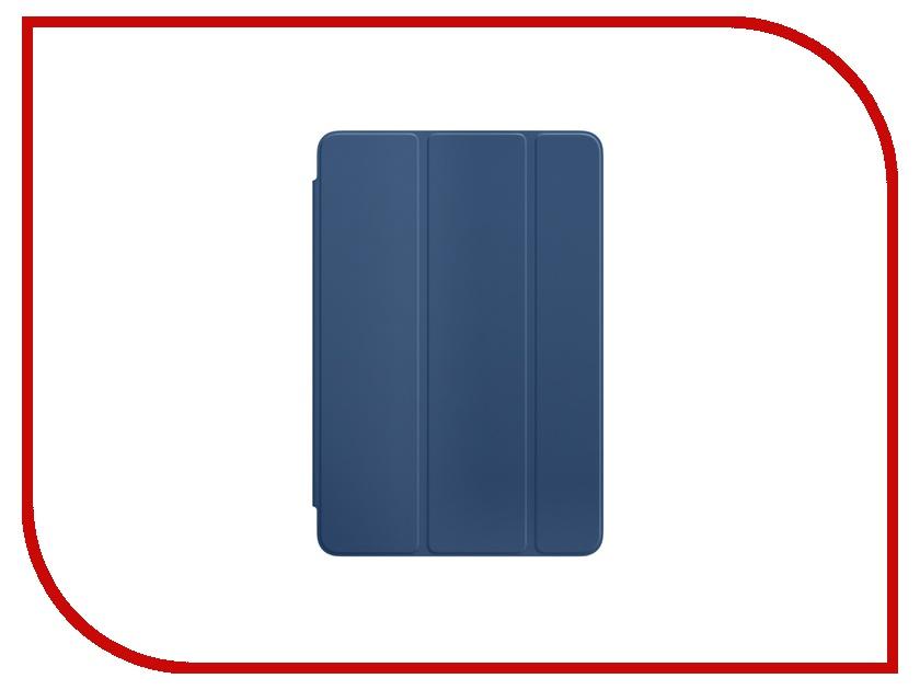 Аксессуар Чехол APPLE iPad mini 4 Smart Cover Ocean Blue MN092ZM/A<br>
