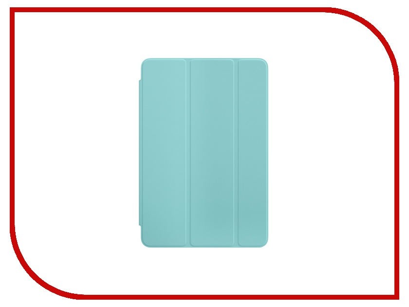 Аксессуар Чехол APPLE iPad mini 4 Smart Cover Sea Blue MN0A2ZM/A<br>