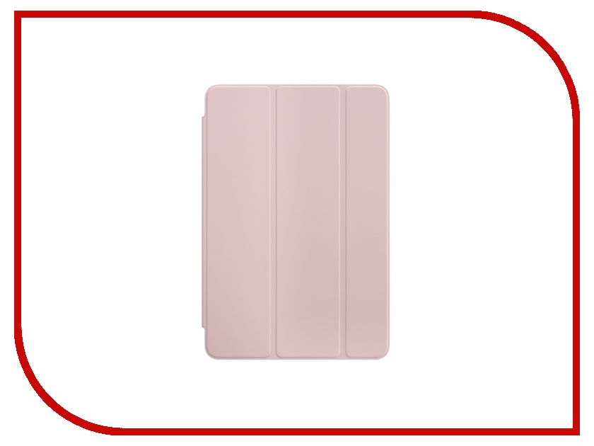 Аксессуар Чехол APPLE iPad mini 4 Smart Cover Pink Sand MNN32ZM/A<br>