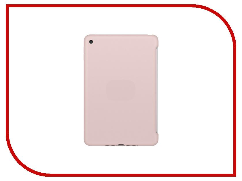 Аксессуар Чехол APPLE iPad mini 4 Silicone Case Pink Sand MNND2ZM/A<br>
