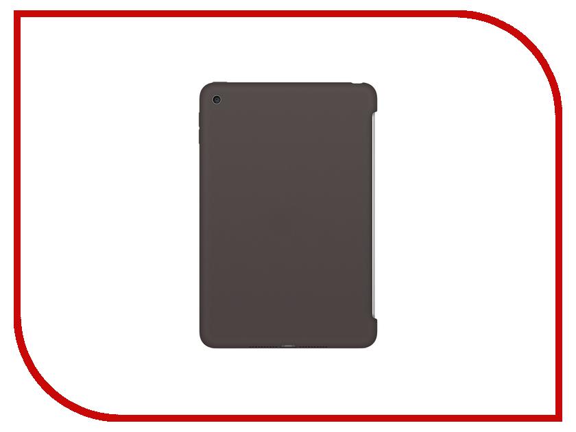 Аксессуар Чехол APPLE iPad mini 4 Silicone Case Cocoa MNNE2ZM/A