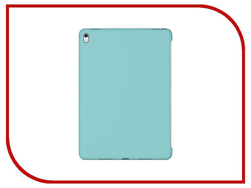 Аксессуар Чехол APPLE iPad Pro 9.7 Silicone Case Sea Blue MN2G2ZM/A<br>