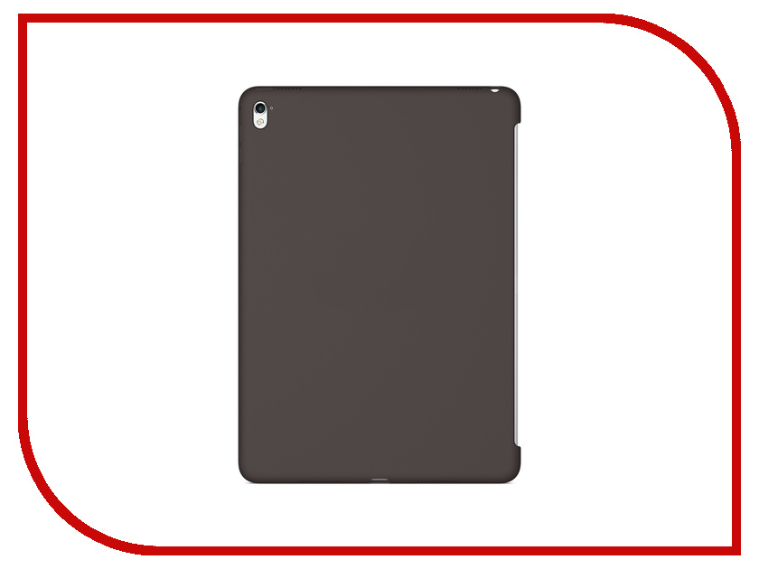 Аксессуар Чехол APPLE iPad Pro 9.7 Silicone Case Cocoa MNN82ZM/A<br>