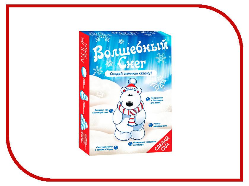 Игрушка Bumbaram Волшебный снег Мишка ms-1