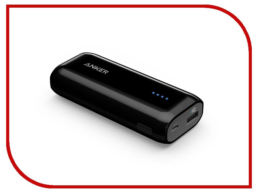 Аккумулятор Anker Astro E1 5200 mAh Black<br>