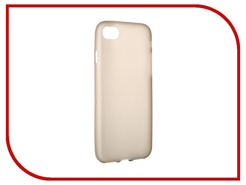 Аксессуар Чехол Activ для APPLE iPhone 7 силиконовый Grey Mat 62025<br>