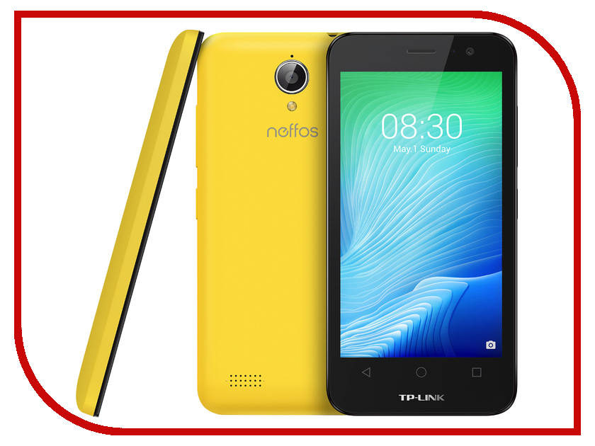 Сотовый телефон Neffos Y5L Sunshine Yellow