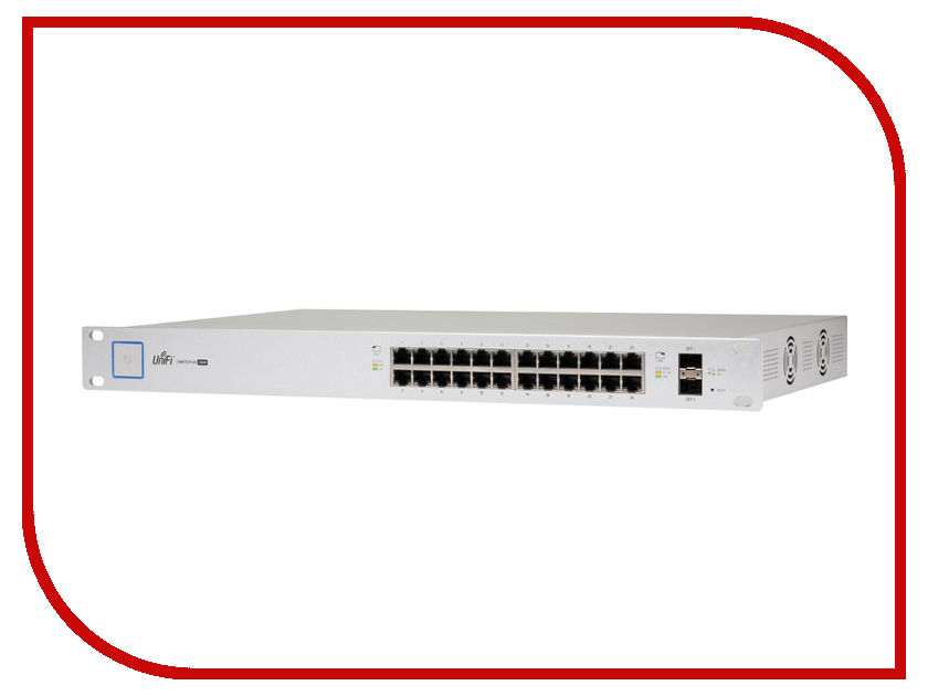 Ubiquiti UniFi Switch US-24-500W ubiquiti rocketdish 3g26