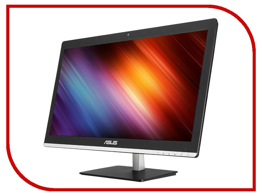 Моноблок ASUS V220IBUK-BC080X 90PT01F1-M01680 Black Intel Celeron N3050 1.6 GHz/4096Mb/500Gb/DVD-SM/Intel HD Graphics/Wi-Fi/Bluetooth/Cam/21.5/1920x1080/Windows 10