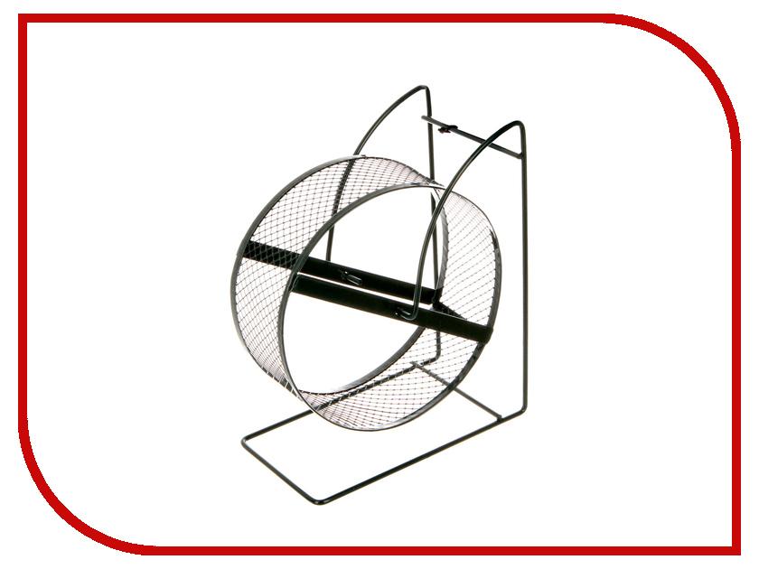 Акссесуар Трикси 61001 - колесо для грызунов на подставке ф17см<br>