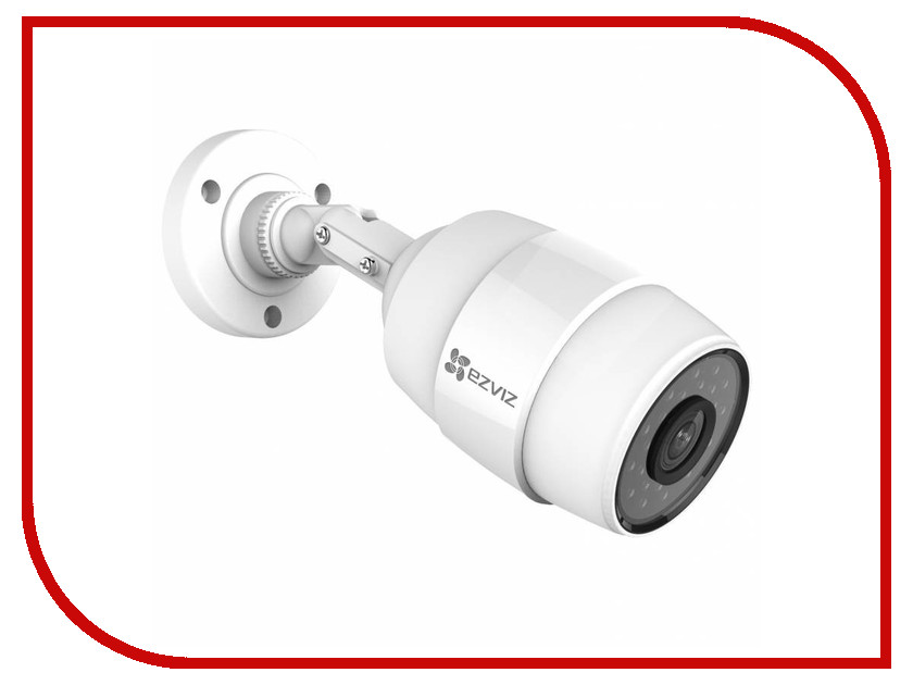 IP камера HikVision Ezviz CS-CV216-A0-31EFR hikvision international version ds 2cd2e20f instock 2mp 1080p cctv embedded ip camera mini support ezviz poe sd card onvif
