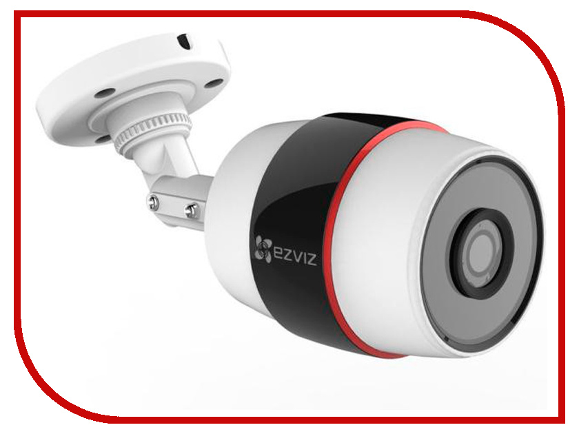 IP камера HikVision Ezviz CS-CV210-A0-52EFR hikvision international version ds 2cd2e20f instock 2mp 1080p cctv embedded ip camera mini support ezviz poe sd card onvif