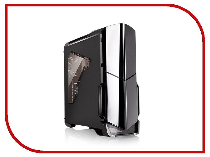 все цены на Корпус Thermaltake Versa N21 Black CA-1D9-00M1WN-00 онлайн