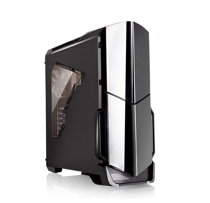 Корпус Thermaltake Versa N21 Black CA-1D9-00M1WN-00