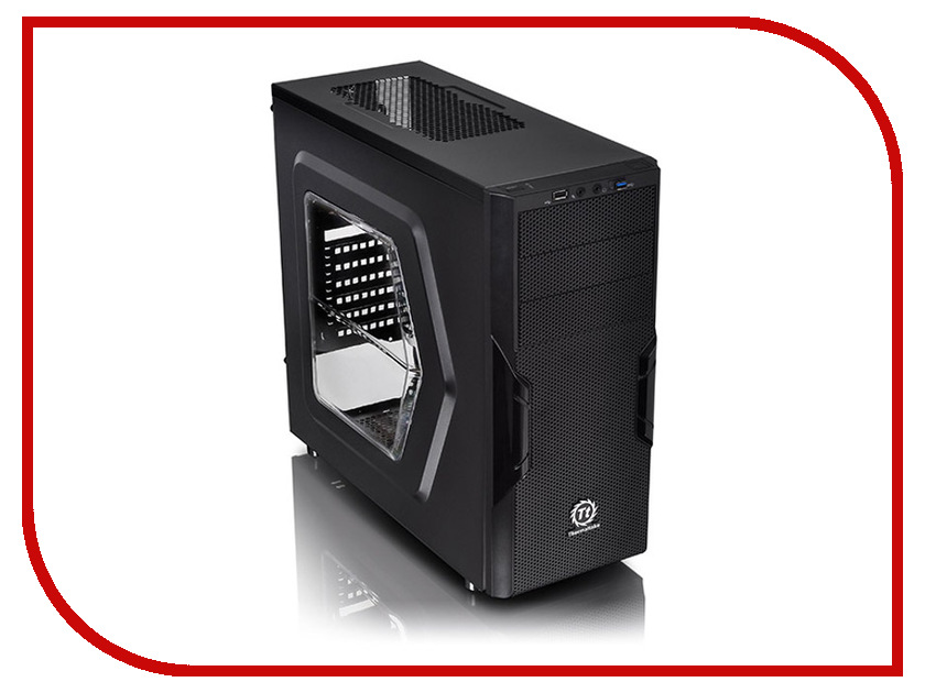 ������ Thermaltake Versa H22 Window Black CA-1B3-00-M1WN-00
