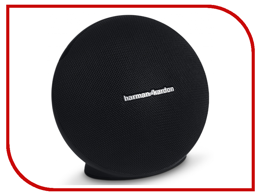 Колонка Harman Kardon Onyx Mini Black HKONYXMINIBLKEU беспроводная акустика harman kardon onyx studio 4 black