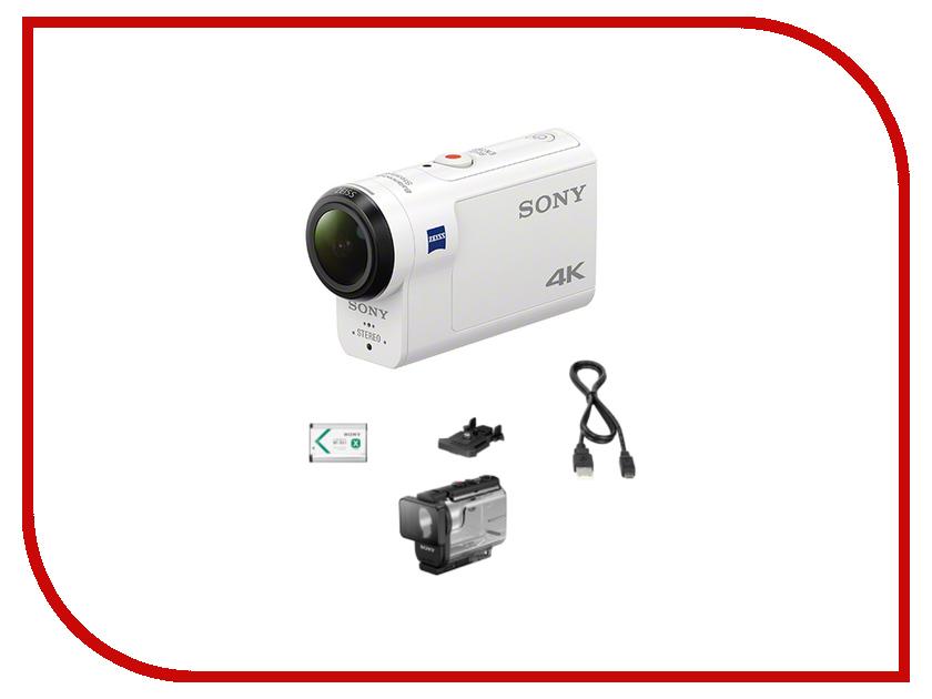 Экшн-камера Sony FDR-X3000 видеокамера sony fdr ax33 черный flash [fdrax33b cel]