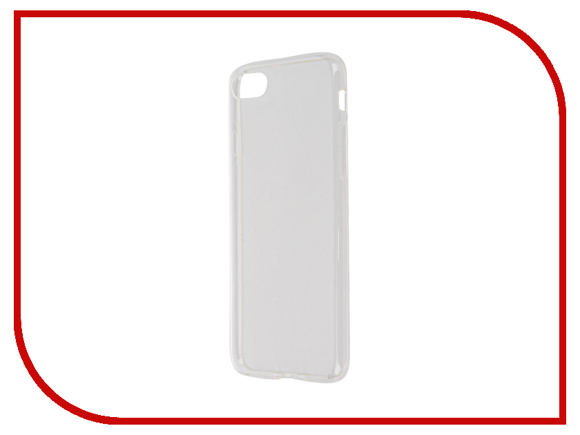 Аксессуар Чехол-накладка SkinBox Crystal 4People для iPhone 7 Transparent T-S-AI7-007 леска berkley fireline crystal 0 25mm 110m 17 5kg transparent 1308653