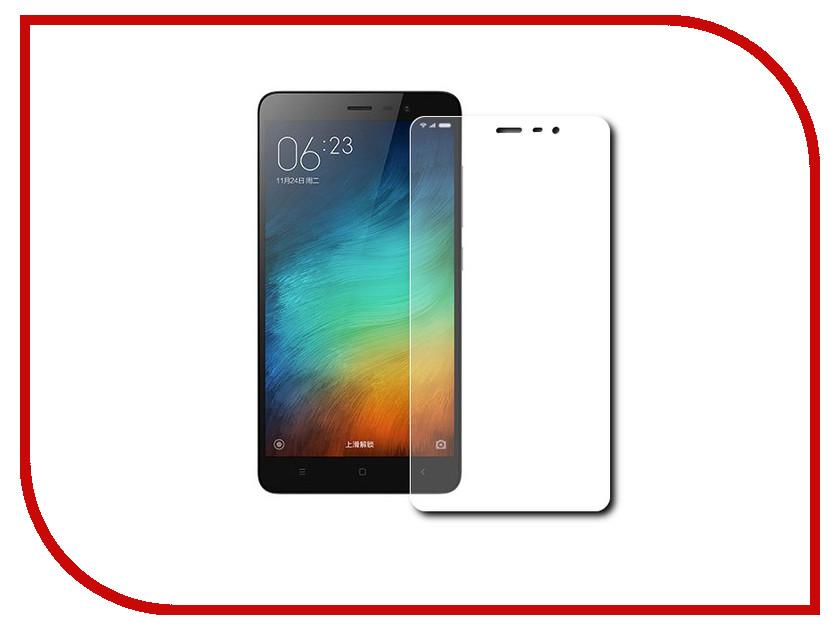 Аксессуар Защитное стекло Xiaomi Redmi Note 3 PRO Zibelino 0.33mm 2.5D ZTG-XIA-RDM-NOT3-PRO аксессуар чехол xiaomi redmi note 3 pro zibelino ultra thin case white zutc xmi rdm not3 pro wht