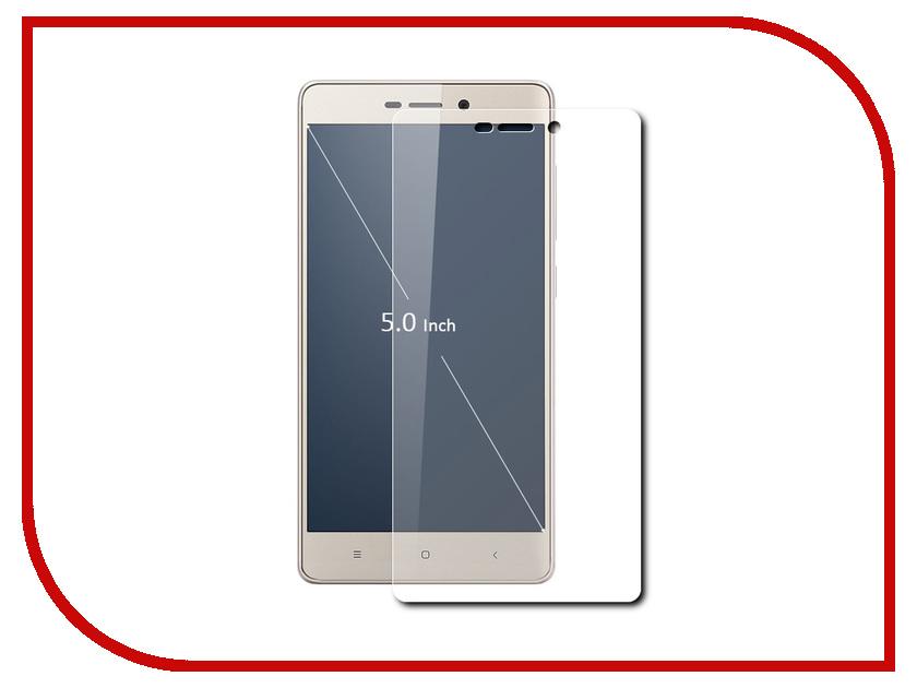 Аксессуар Защитное стекло Xiaomi Redmi 3X Zibelino 0.33mm 2.5D ZTG-XIA-RDM-3X<br>