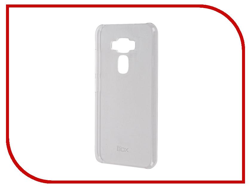 Аксессуар Чехол ASUS Zenfone 3 ZE520KL SkinBox Crystal 4People Transparent T-S-AZE520KL-007<br>