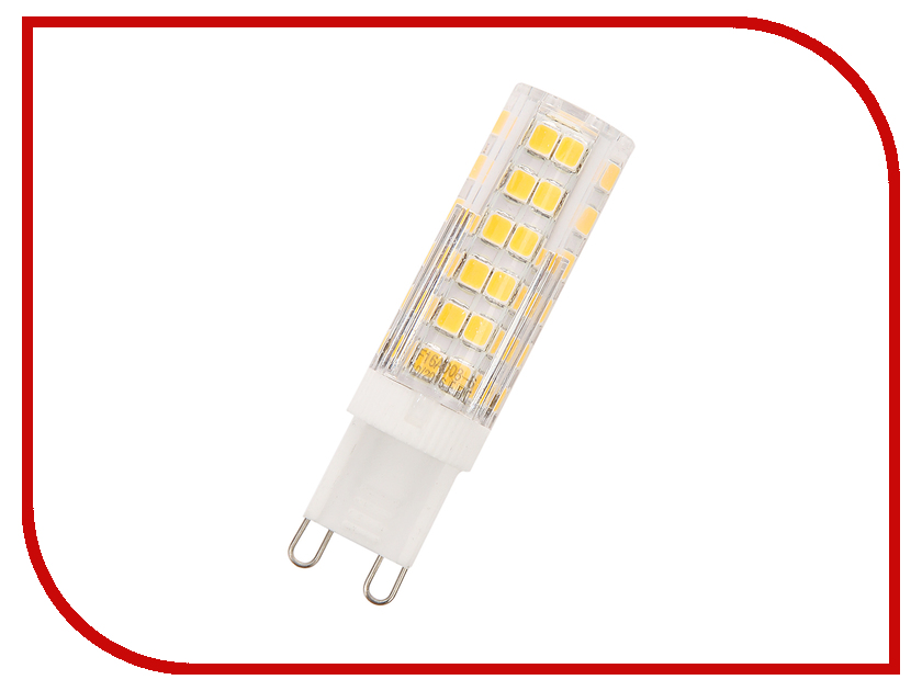 Лампочка Feron LB-433 G9 7W 2700K 230V<br>