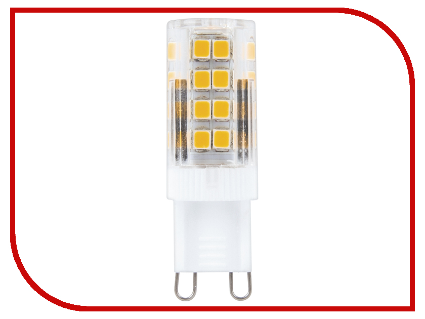 Лампочка Feron LB-433 G9 7W 6400K 230V<br>