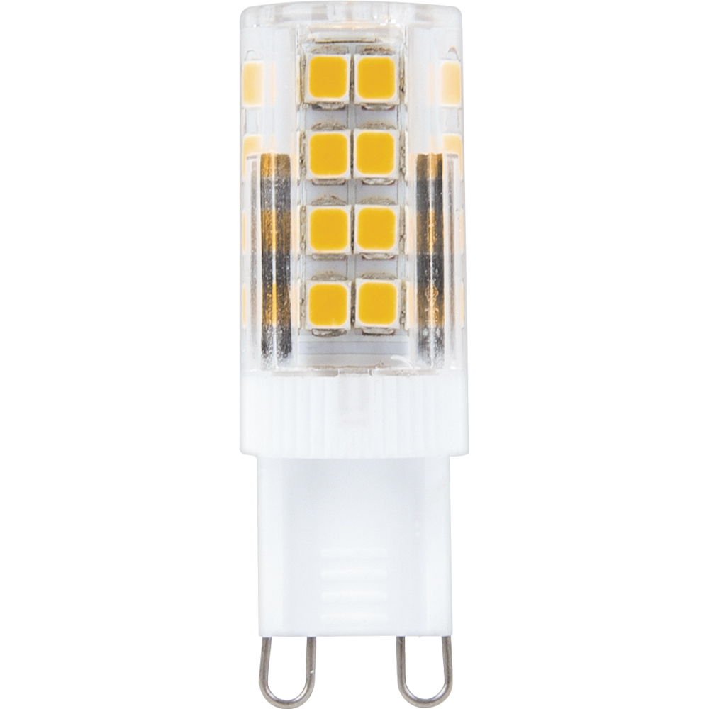 Лампочка Feron LB-432 G9 5W 230V 4000K 480Lm 19887 / 25770