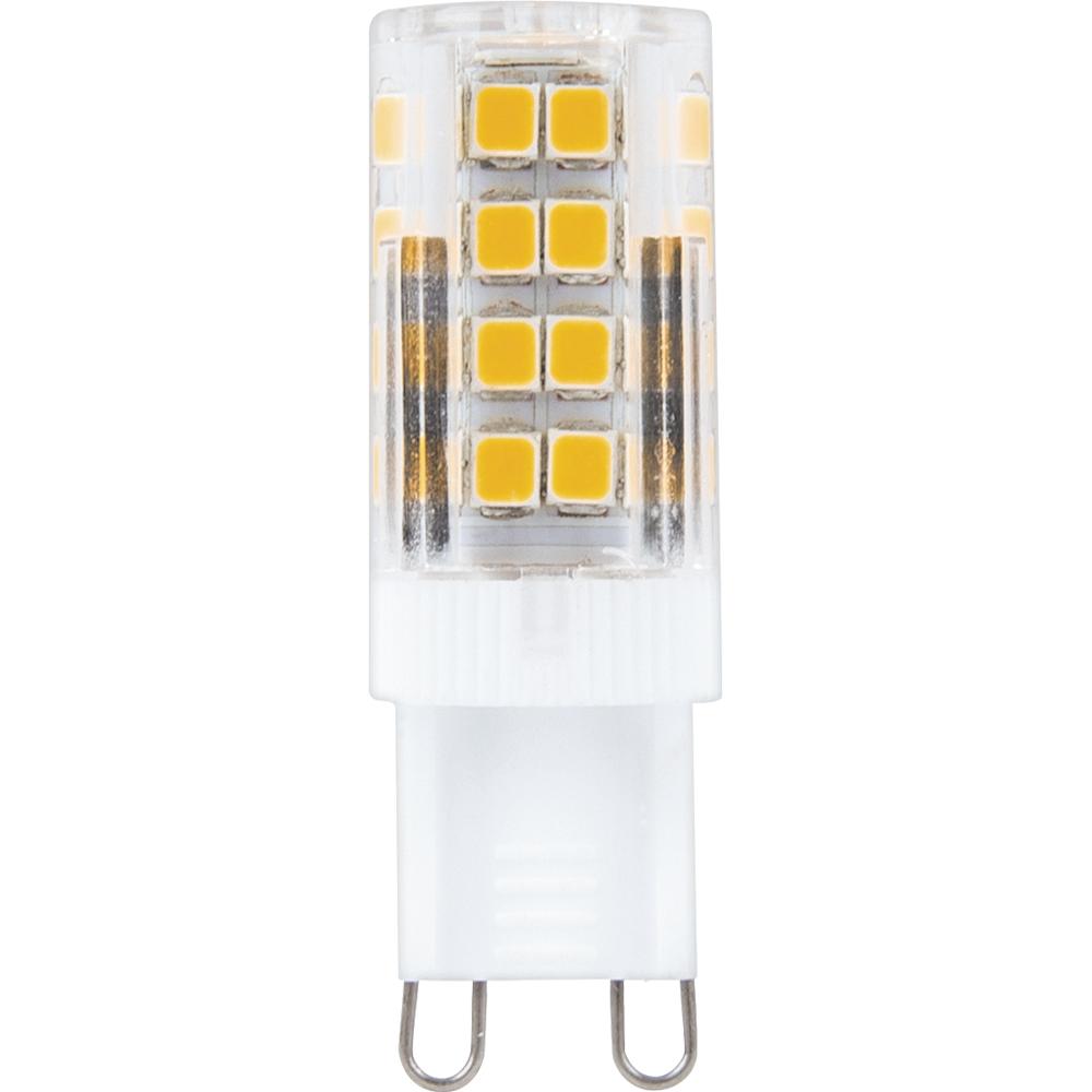 Лампочка Feron LB-432 G9 5W 6400K 230V 500Lm 25771