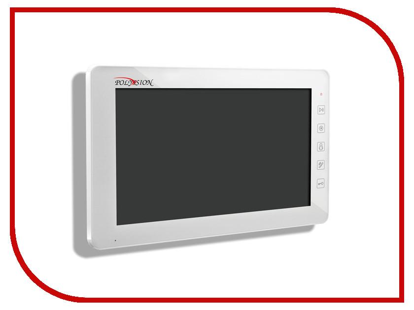 Видеодомофон Polyvision PVD-10L v.7.1 White