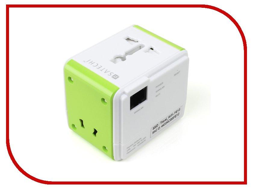 Зарядное устройство Satechi Smart Travel Router B00EZT2PB4 / ST-STAW<br>