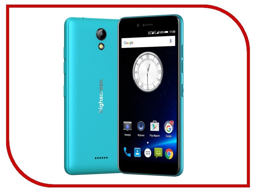 Сотовый телефон Highscreen Easy S Blue<br>