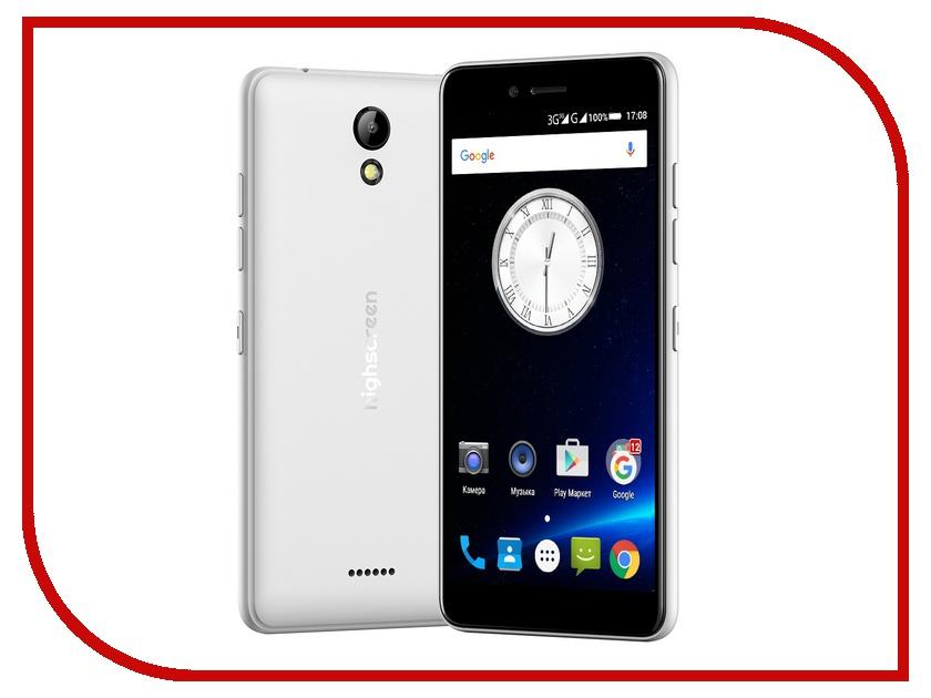 Сотовый телефон Highscreen Easy S White<br>