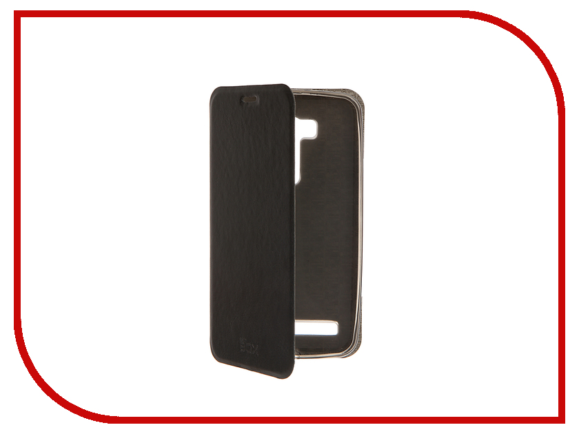 Аксессуар Чехол ASUS ZenFone Go ZB551KL / G550KL Go TV SkinBox Lux Black T-S-AZB551KL-003<br>