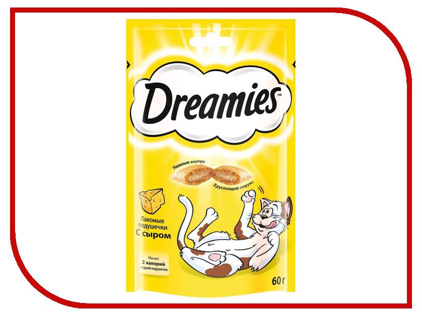 Лакомство Dreamies Сыр 60g для