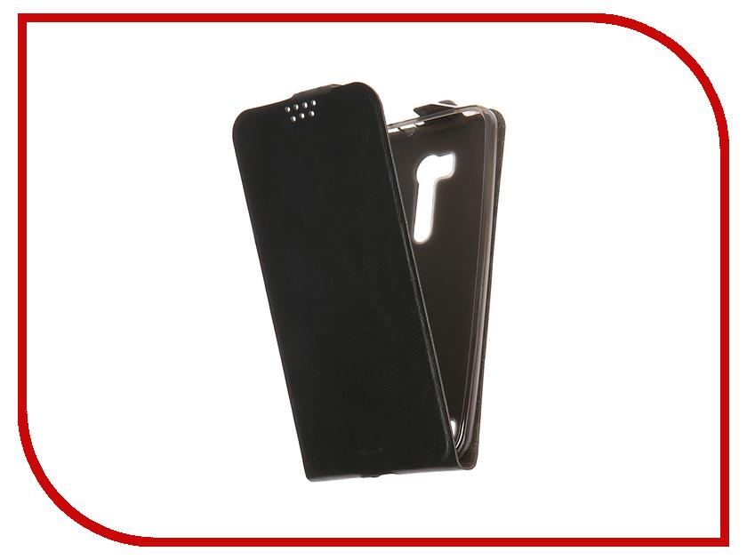 Аксессуар Чехол ASUS Zenfone Go ZB551KL / G550KL Go TV SkinBox Slim Black T-F-AZB551KL<br>